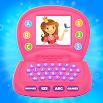 Princess Pink Computer For Girls 10.0