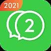 2Face - 2 Accounts for 2 whatsapp 1.12.43