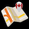 Map of Montreal offline 1.5