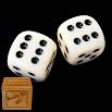 white dice live wallpaper 00.01