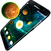 Gyro Solar System 3D Live Wallpaper 1.0.3