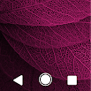 Leaves Pink Theme For XZ 1.0.1