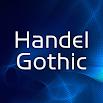 Handel Gothic FlipFont 84k