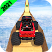 Monster Truck Stunts on Impossible Track 1.2