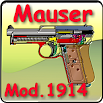 Mauser pistol M1914 explained Android AP26 - 2018