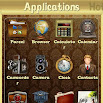 Vintage theme for ssLauncher 1.01