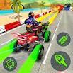 ATV Quad Bike Racing Simulator: Bike Shooting Game 1.3