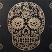 Xperia Theme - Candy Skull 1.0.0