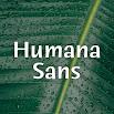 Humana Sans ITC FlipFont 94k