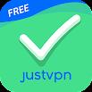 JustVPN - Free Unlimited VPN & Proxy 1.6.2
