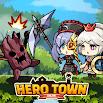 Heroes Town online : 2D MMORPG 4.02