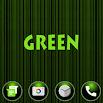 Vertical Stripes Green Theme 1.0.7