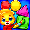 Colors & Shapes - Kids Learn Color and Shape 1.2.1