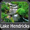 Lake Hendricks - IOWA GPS Map 4.4.1