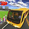 City High School Bus 2018: Driving Simulator PRO 1.12