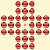 Pegs - Solitaire - Solo Halma (Boardgame) 2.5