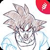 WeDraw - How to Draw Anime & Cartoon 1.0
