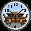 Todaiji Temple Afternoon Clock 89k