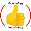 Psychology Vocabulary 1.0