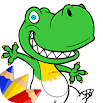 Dino - Coloring Games for Kids 1.0