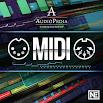 MIDI Guide for AudioPedia 109 7.1