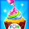 Ice Cream Cone Cupcake-Cupcake Mania 1.5
