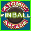 Atomic Arcade Pinball Machine 6003