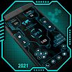 Hi-tech Launcher 2 - 2020, Future of UI, Free 9.0