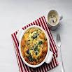 Cara Membuat Keto frittata with fresh spinach 26