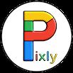 Pixel Carbon - Icon Pack 2.05