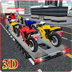 Bike Transport Truck 3D 15.3.4