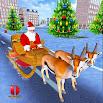 Christmas Santa Rush Gift Delivery- New Game 2019 1.0.15