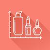 Beautistics: makeup bag, beauty tracker, budgets 3.4.5
