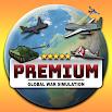 Global War Simulation Premium Strategy War Game v22 PREMIUM