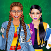 College Student Girl Dress Up 1.0.5