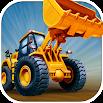 Kids Vehicles: Construction + puzzle coloring book 1.0.2