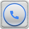 Theme for ExDialer White Leather 1.0.1