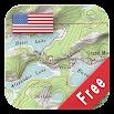 US Topo Maps Free 5.7.0 free