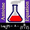 Antoine Equation 251k