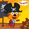 Kid-E-Cats: Pirate treasures. Adventure for kids 1.1.2
