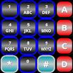 16 Tone DTMF Generator Keypad 1234567890*#ABCD1750 1.1.8