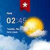 Transparent clock weather (Ad-free) 4.7.0.4