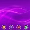 Layers Purple Xperien Theme 1.0.7