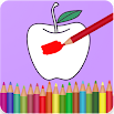Fruits Coloring Book 1.5