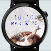 OMG I'm Late! Watch Face