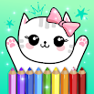 Coloring Pages Kids Games with Animation Effects 5.4