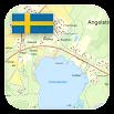 Sweden Topo Maps 6.0.3