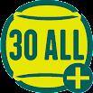 Thirty All Plus - tennis stats 1.17