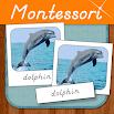 Montessori Three Part Cards - Animals (Matching) 1.1