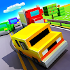 Blocky Highway: Traffic Racing 1.2.2